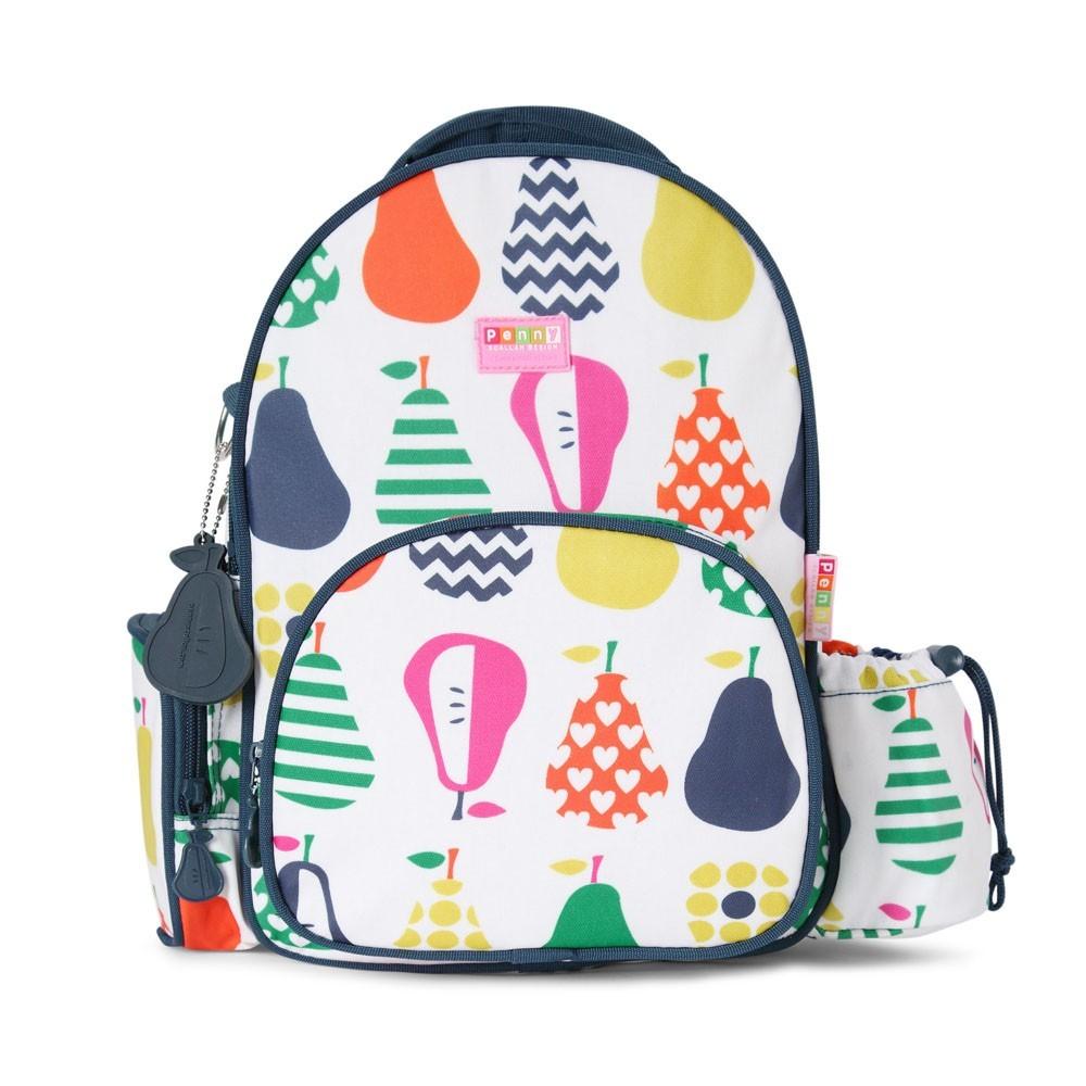 Pear Salad Medium Backpack image