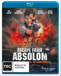 Escape from Absolom on Blu-ray