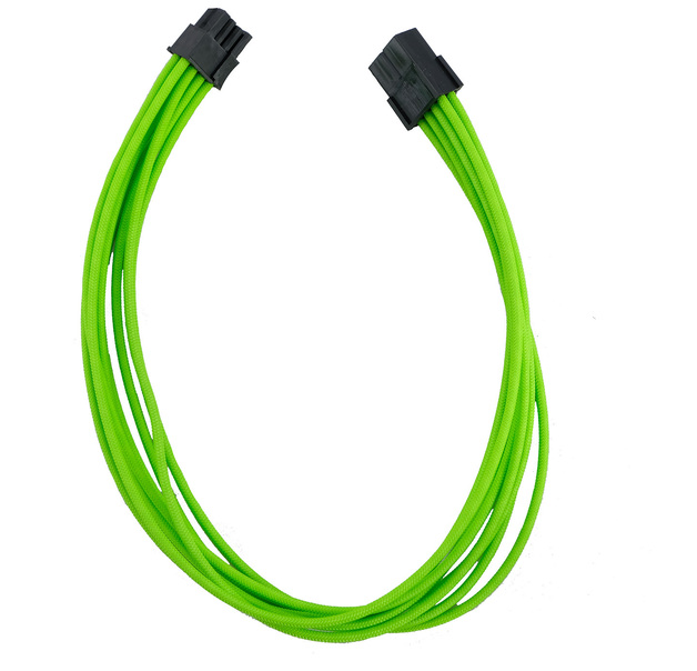 PC GPU Extension Cable (Green)