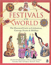 Festivals of the World by Martin Palmer image