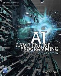 AI Game Engine Programming by Brian Schwab image