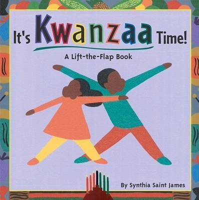Its Kwanzaa Time by Synthia Saint James image