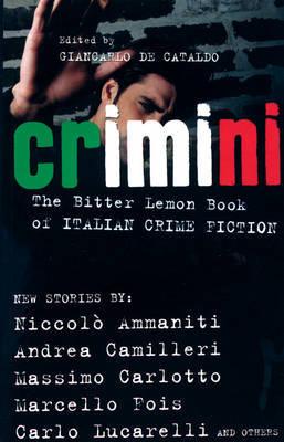 Crimini by Niccolo Ammaniti image