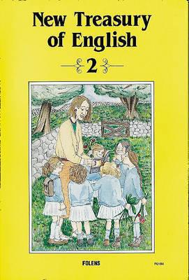 New Treasury of English: Bk. 2: Textbook