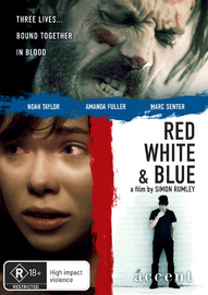 Red White and Blue on DVD