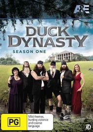 Duck Dynasty - Season One on DVD