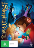 Sleeping Beauty on DVD