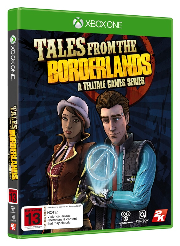 Tales From The Borderlands for Xbox One