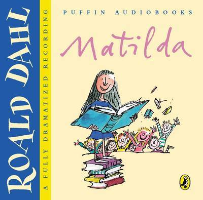 Matilda by Roald Dahl image