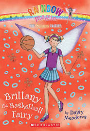 Brittany the Basketball Fairy by Daisy Meadows image
