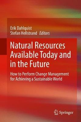 Natural Resources Available Today and in the Future image
