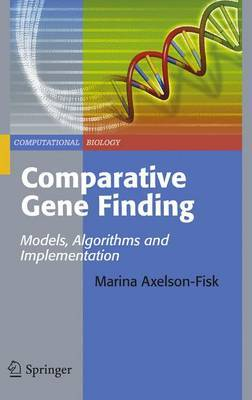 Comparative Gene Finding by Marina Axelson-Fisk