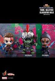 Thor 3: Ragnarok - Cosbaby Set #2 image