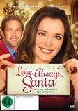 Love Always Santa on DVD