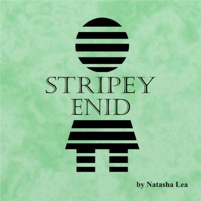 Stripey Enid by Natasha Lea image