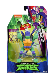 TMNT: Ninja Attack Figure - Donatello