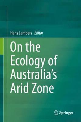 On the Ecology of Australia's Arid Zone