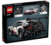 LEGO Technic - Porsche 911 RSR (42096) image