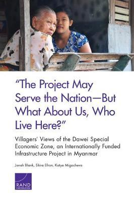 """the Project May Serve the Nation--But What about Us, Who Live Here?"" by Jonah Blank"