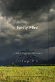Pain of Mind by Earl Cooper Ph.D. image