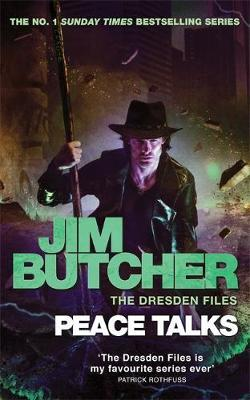 Peace Talks by Jim Butcher image