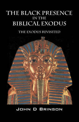 The Black Presence in the Biblical Exodus by John D Brinson MDiv image