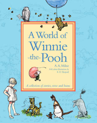 A World of Winnie-the-Pooh by A.A. Milne image