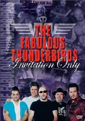 Fabulous Thunderbirds, The - Invitation Only on DVD