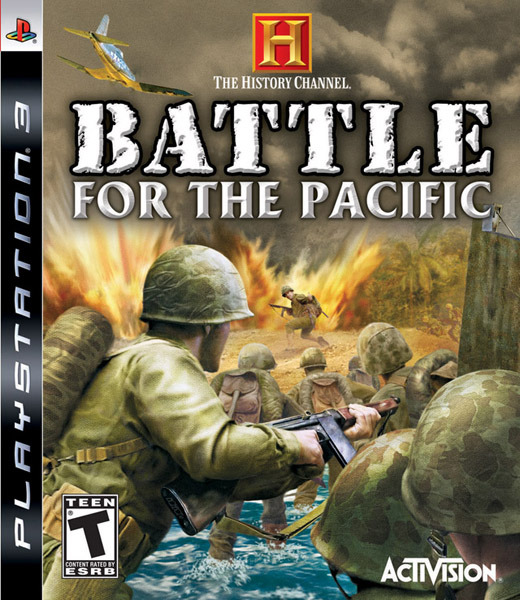 History Channel: Battle for the Pacific for PS3