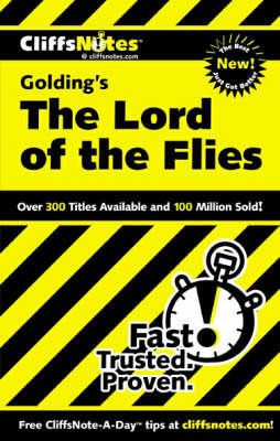 CliffsNotes on Golding's Lord of the Flies by Maureen Kelly