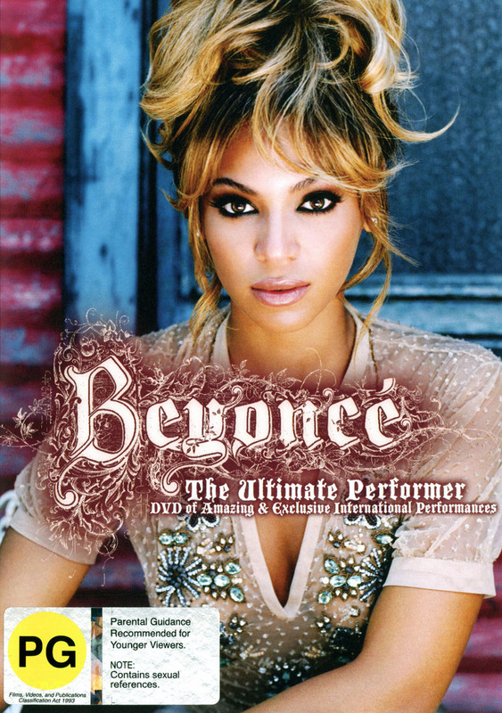 Beyonce - The Ultimate Performer on