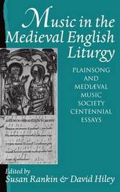 Music in the Medieval English Liturgy image