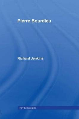 Pierre Bourdieu by Richard Jenkins image