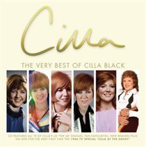 The Very Best of Cilla Black (CD/DVD) by Cilla Black image