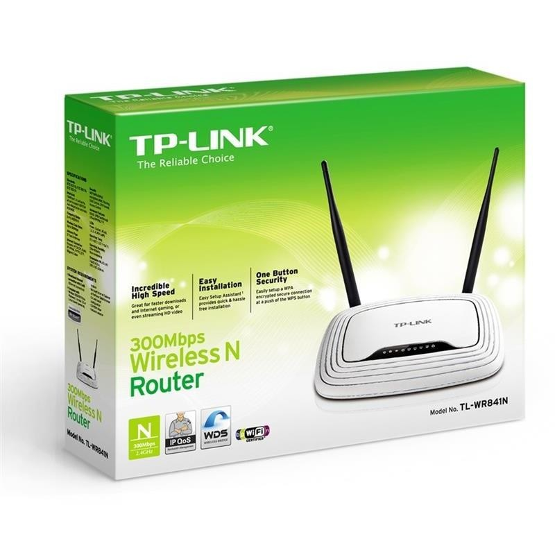 TP-LINK 300M Wireless N Router image