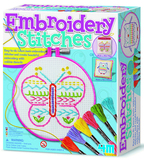 4M: Craft - Design Your Own Craft Embroidery Stitches