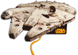 Star Wars - Millennium Falcon Nylon Shape Kite