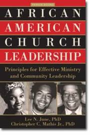 African American Church Leadership by Paul Cannings