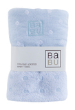 Babu: Muslin Terry Towel - Blue