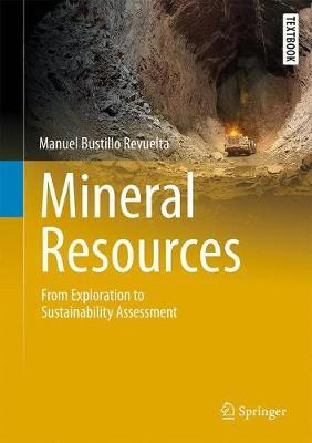 Mineral Resources by Manuel Bustillo Revuelta image