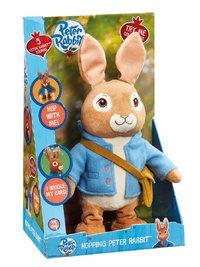 Talking and Hopping Peter Rabbit