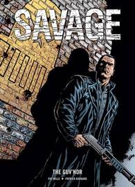 Savage: Taking Liberties by Pat Mills