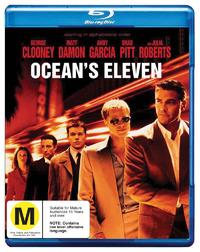 Ocean's Eleven on Blu-ray
