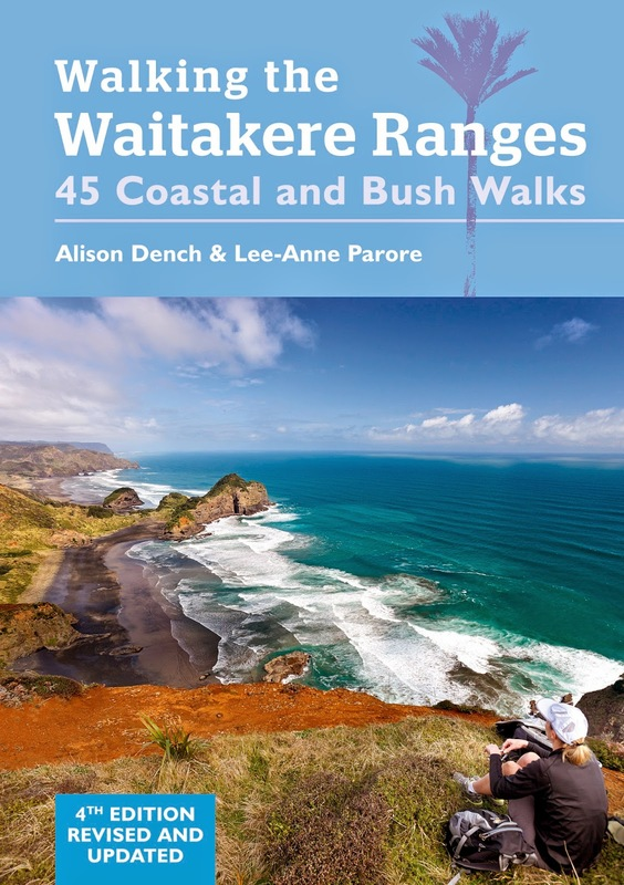 Walking the Waitakere Ranges by Alison Dench