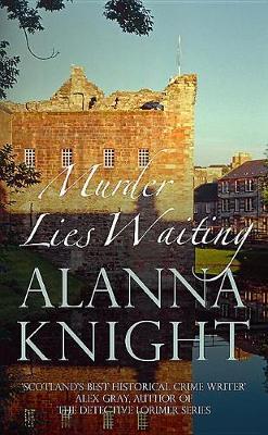 Murder Lies Waiting by Alanna Knight image