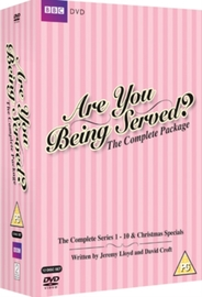 Are You Being Served Complete on DVD