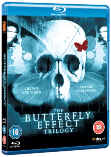 The Butterfly Effect Trilogy on Blu-ray
