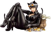 1/7 DC Comics Bishoujo: Catwoman Returns - PVC Figure