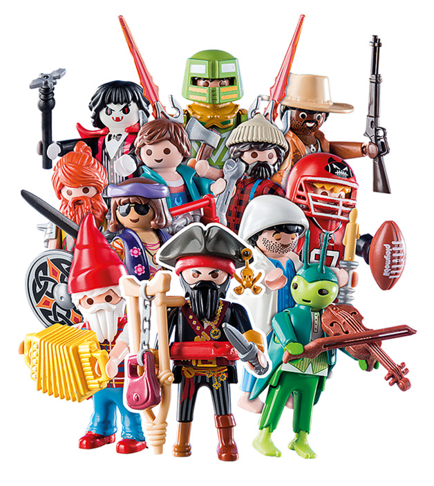 Playmobil: Series 15 Boys - Mini Figure (Blind Bag)