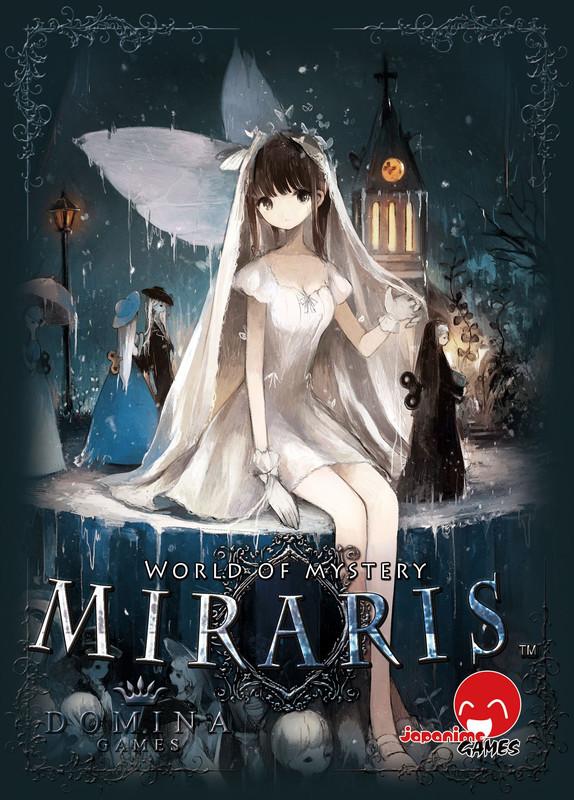 Miraris - Card Game